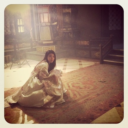Ha Ji Won Empress Ki