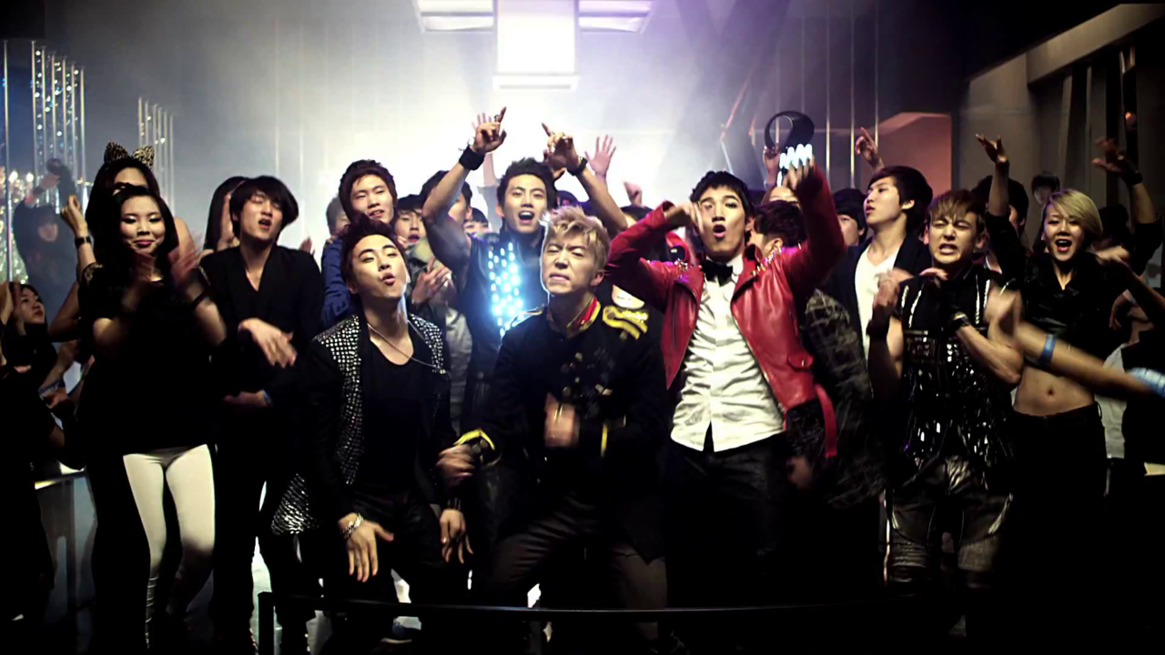 2PM Hands Up video teaser