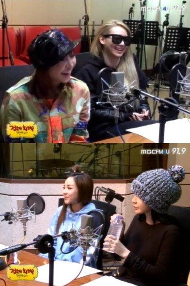 Kim Shin Young's Hope Song at Noon