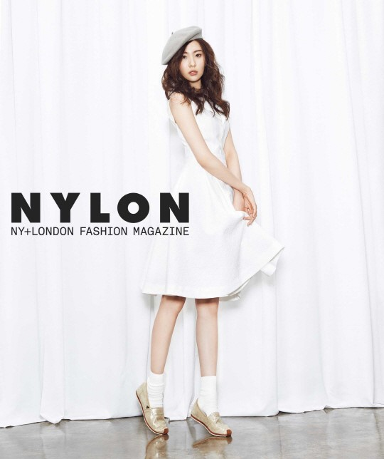 Sunmi for Nylon May 2014