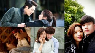 best drama couples