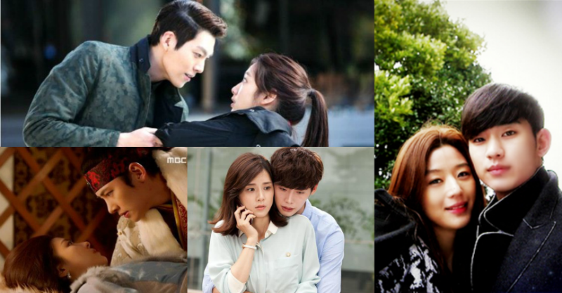 The 7 Best K-Drama Couples of 2013-2014
