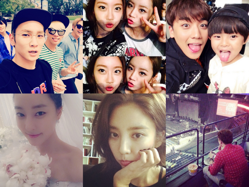 I Heart It: K-Pop Instagrams (Apr. 6 – Apr. 12)