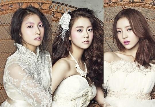 gyuri, seungyeon, hara