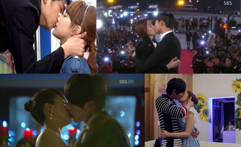 Most Memorable K-Drama Kiss Scenes, Round Two!