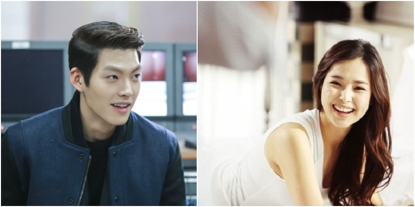 kim woo bin teases honey lee about her boyfriend yoon kye