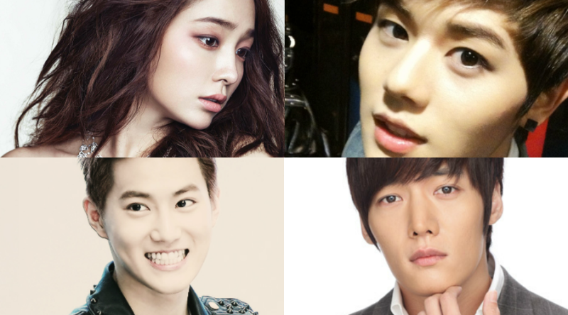 Top 11 Korean Celebrity Look-Alikes, with EXO, 2PM, and More!