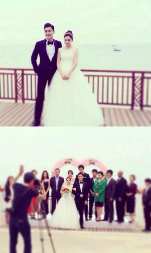 siwon wedding