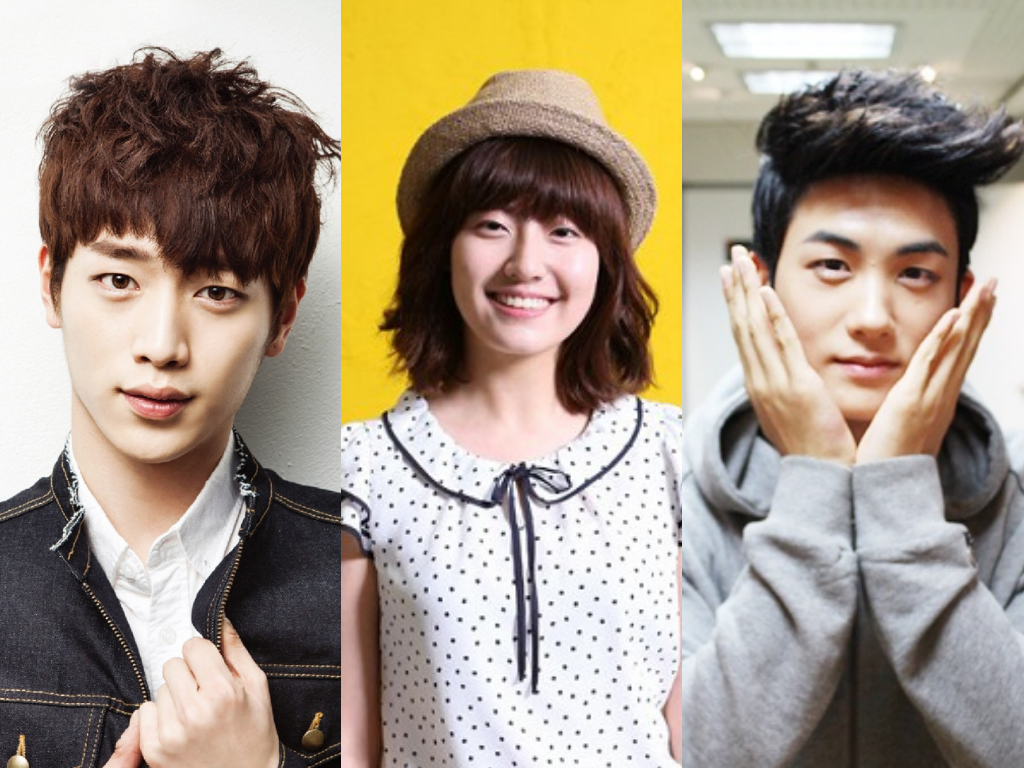 hyungsik and nam ji hyun dating