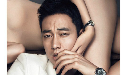 So Ji Sub Says Yoo Seung Ho Has Become a Man in His High Cut Pictorial