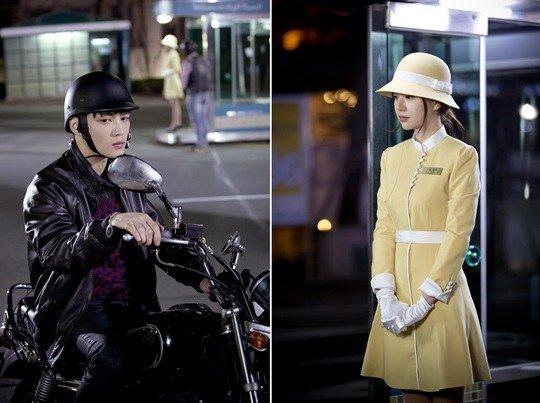 Kim Jaejoong, Baek Jin Hee, Triangle