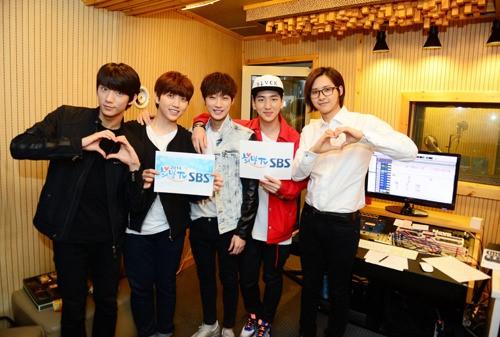 B1A4 charity