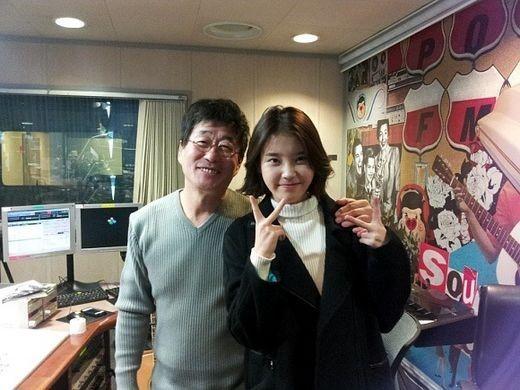 IU and Kim Chang Wan