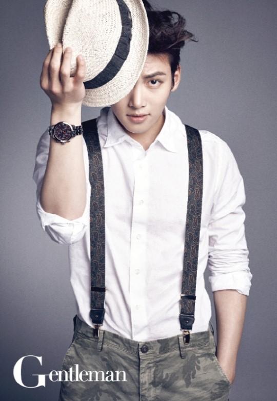 Ji Chang Wook for Gentleman 2