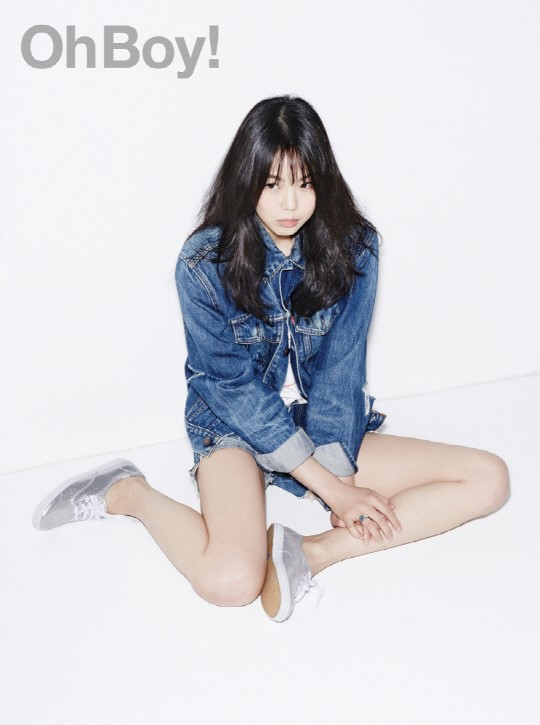 Kim Min Hee for Oh Boy 3