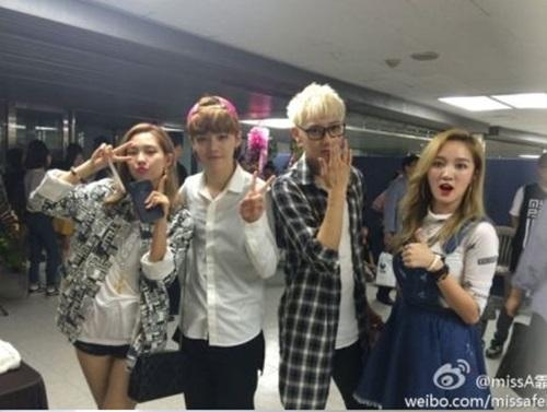 Are And Tao Dating Jia Miss A the best