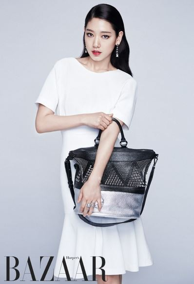 Park Shin Hye for Bazaar 3