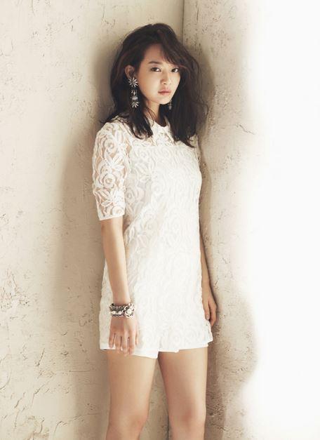 Shin Min Ah for Joinus 4