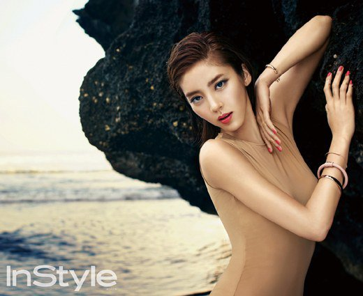 Son Dam Bi for InStyle