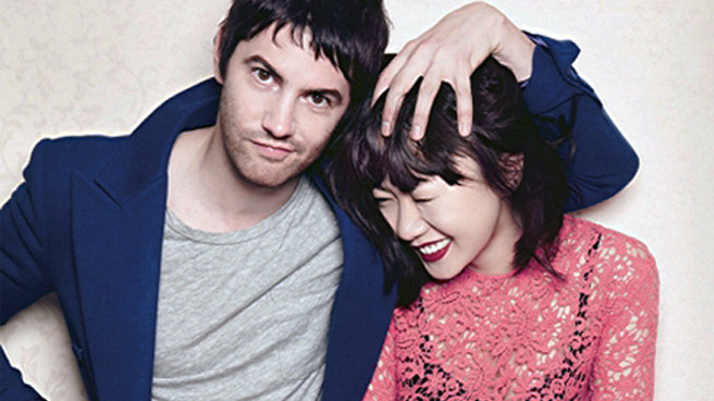 Bae doo na dating jim sturgess 4