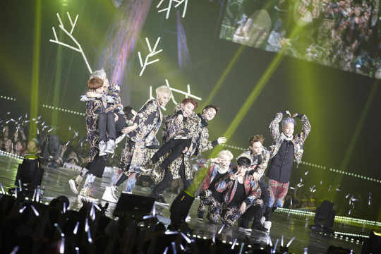 exo concert 4