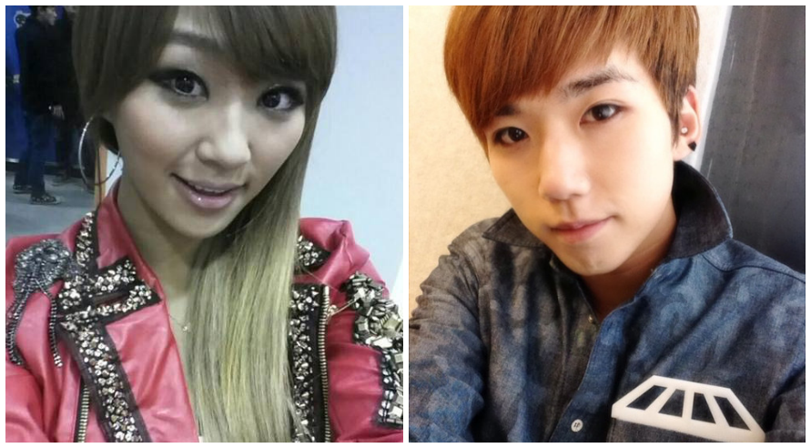 SISTAR's Hyorin and 100%'s Rokhyun Reveal That People ...Hyorin 2014