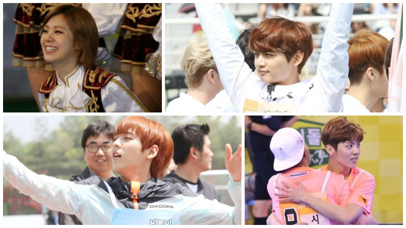 "Idols Mingle, Play, and Provide Fanservice at the ""Idol Futsal World Cup"""