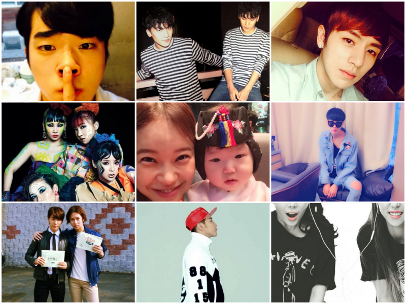 I Heart It: K-Pop Instagrams (Apr 27 – May 3)
