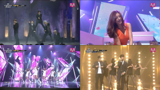 M!Countdown 05.15.14 Performances