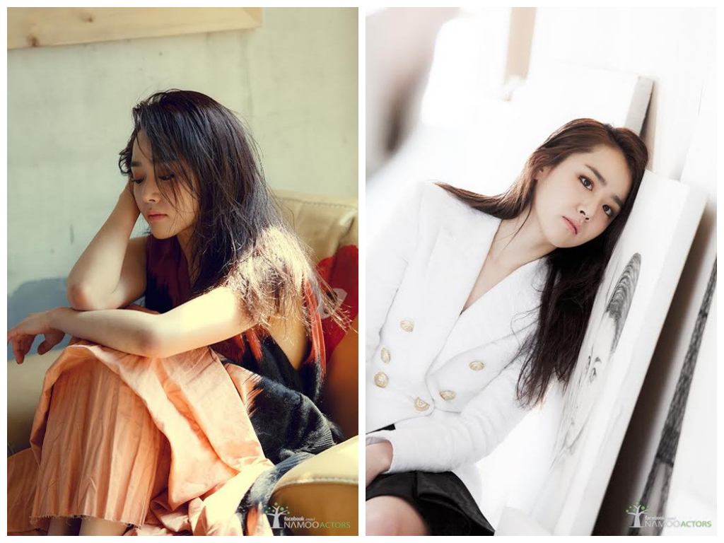 Moon Geun Young Takes On A Mature Concept For Marie Claire