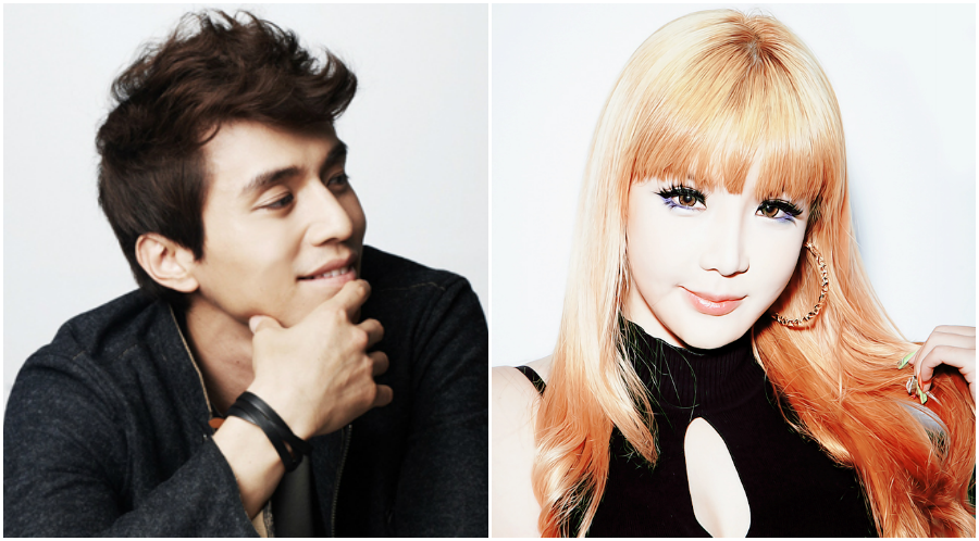 Park Bom-Lee Dong Wook