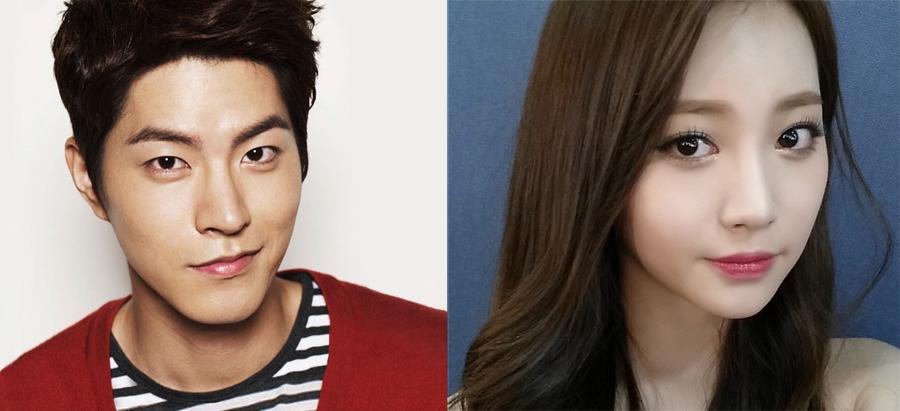 Hong Jong Hyun, Yoo Ra couple