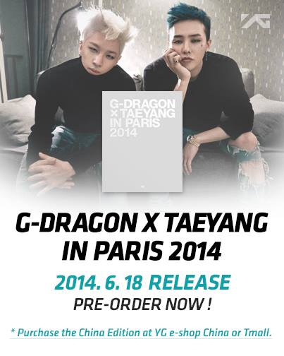 g-dragon taeyang