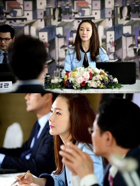 Choi Ji Woo Stills of Temptation