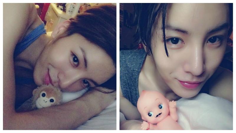 No Min Woo pretty