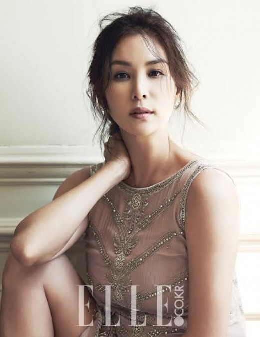 Go So Young for Elle