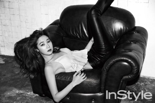 Gong Hyo Jin for InStyle 3