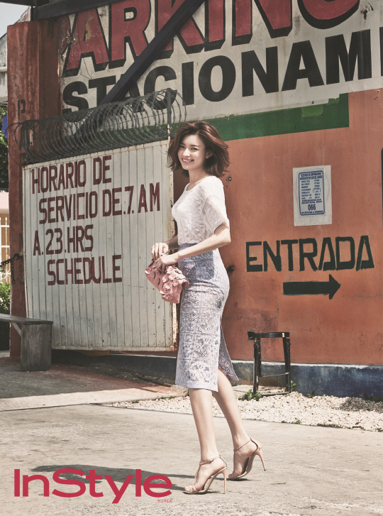 Han Hyo Joo for InStyle 2