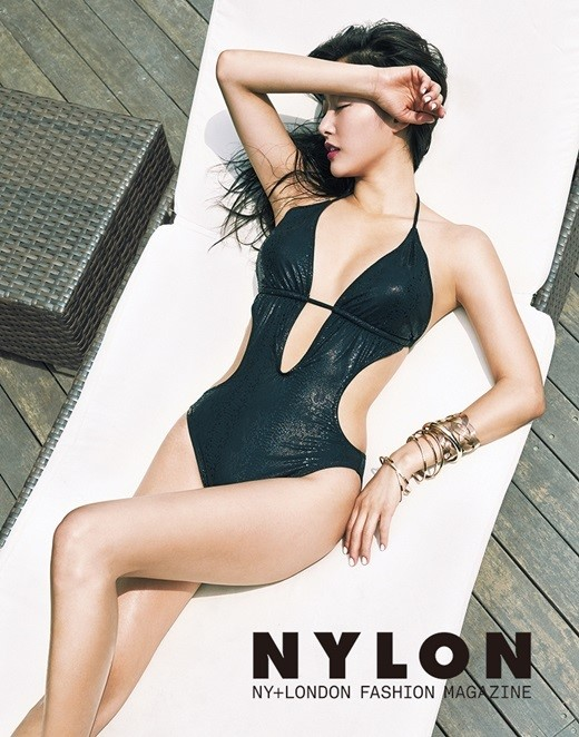 Jeon Hye Bin for NYLON