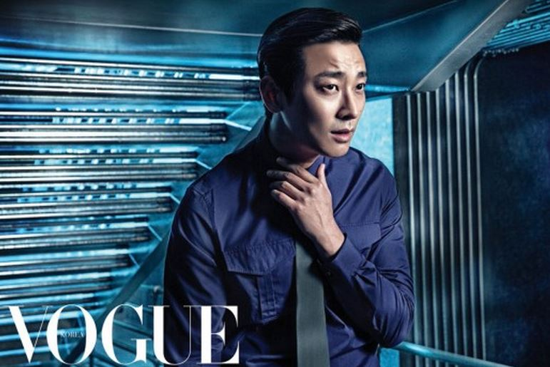 Joo Ji Hoon for Vogue