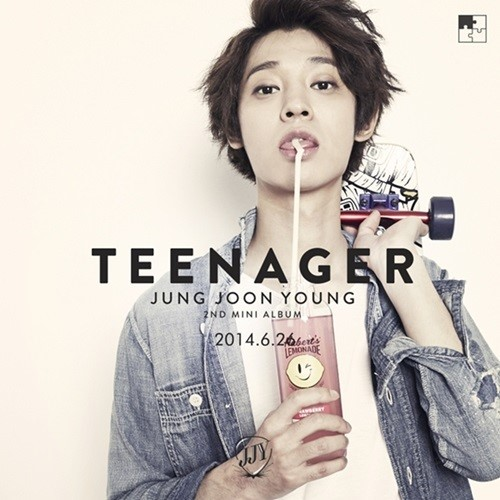 Jung Joon Young teenage teaser image