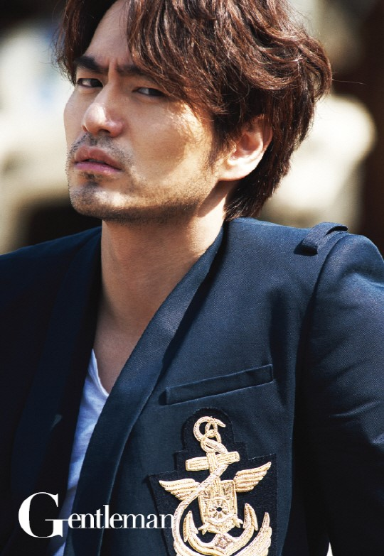 Lee Jin Wook for Gentleman 2