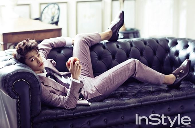 Seo In Guk for InStyle 2
