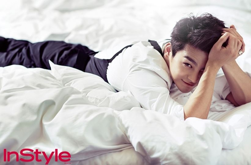 Seo In Guk for InStyle 3
