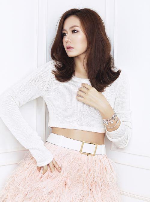 Son Ye Jin Pandora Pictorial 2