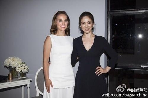 Song Hye Kyo Natalie Portman