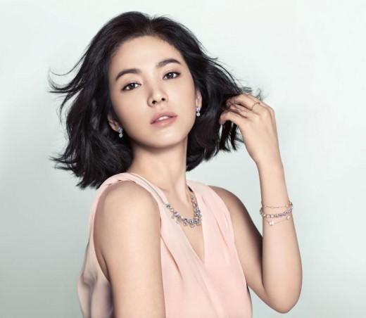 Song Hye Kyo for J.Estina