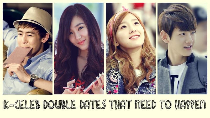 K-Celeb Double Dates That Need to Happen