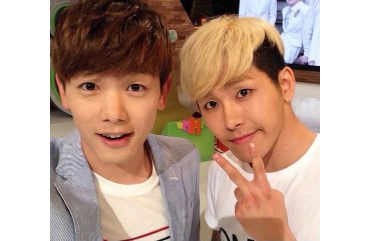 Eric Nam and Hoya