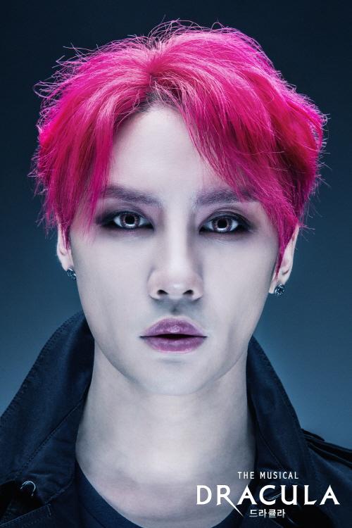 Kim Junsu Dracula